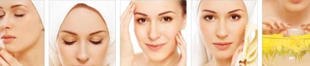 Skin preparation for treatment - Clear Medical Clinic Manchester