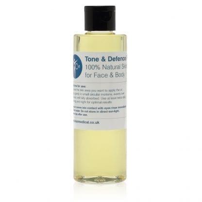 Natural Body Oil Moisturiser