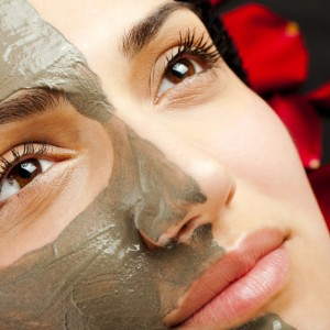 facial clay mask - Clear Medical
