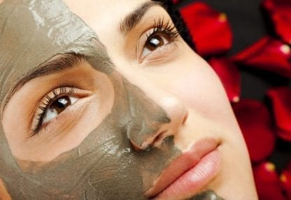 facial clay mask - Clear Medical