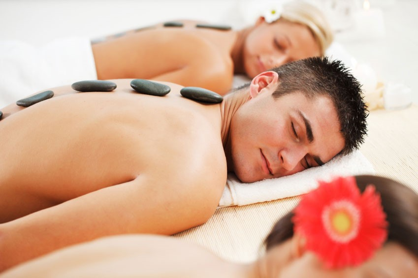 Clear Medical Hot Stone Massage