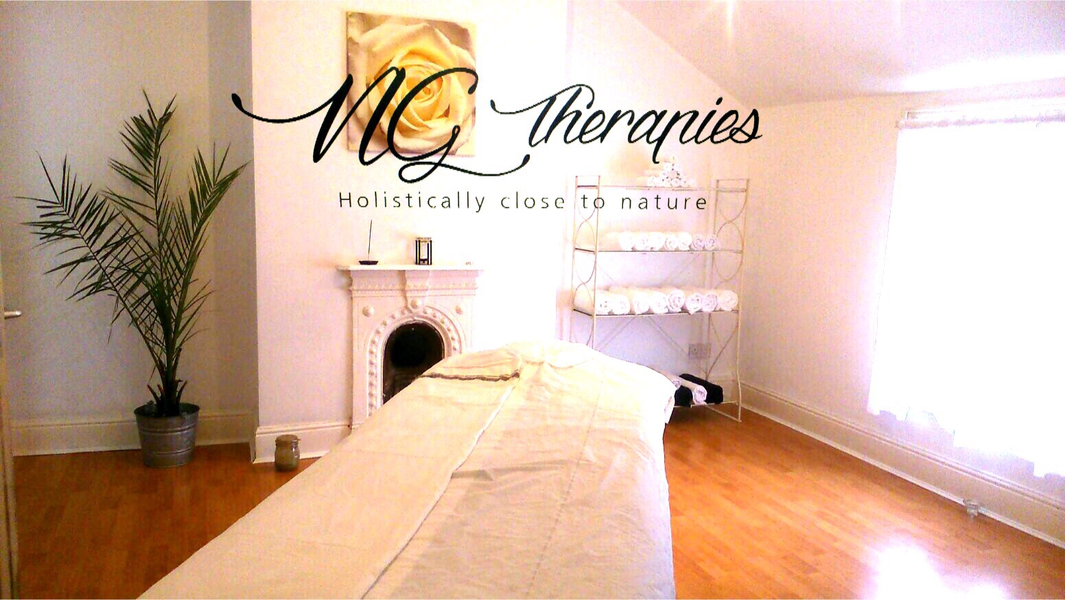 NG Therapies massage at Clear Medical
