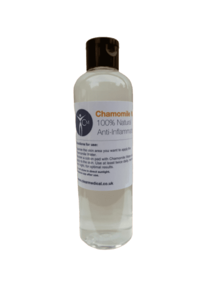 Organic Chamomile Water Clear Medical