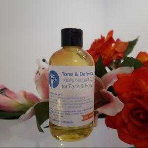 T & D Formula Skin Oil 250ml