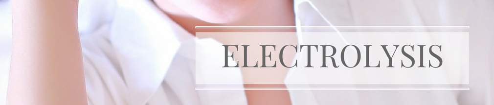 electrolysis hair removal - Clear Medical