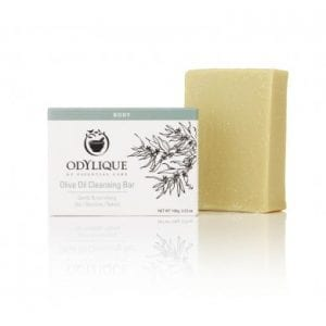 Odylique Pure Olive Cleansing Bar 100g