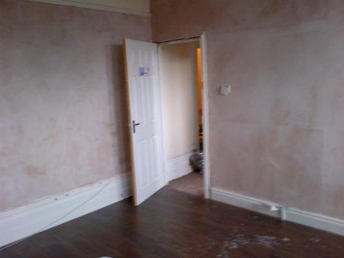 Clear Medical Plastering