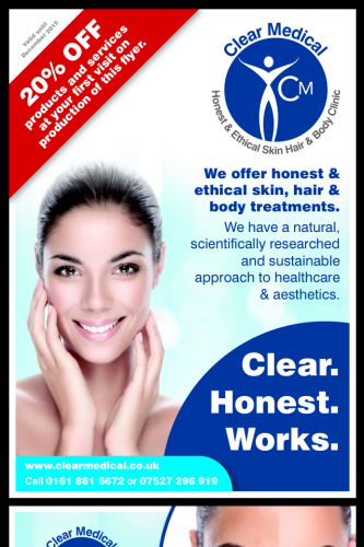 Leaflet Clear Medical